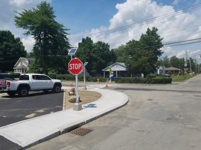 Oak Hill Rd Intersection #2