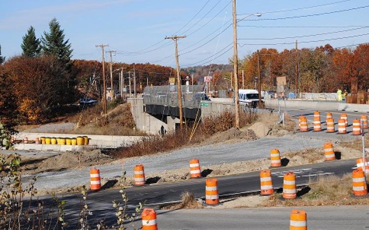 Photo of Bridge Construction